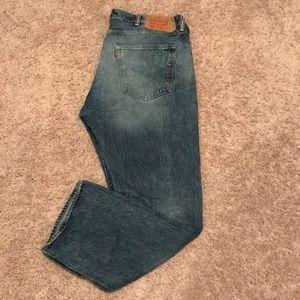 Levi's 501 jeans (40/32)